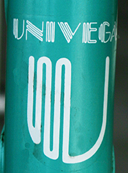 Univega JR9D3412 Badge - Bicycle History